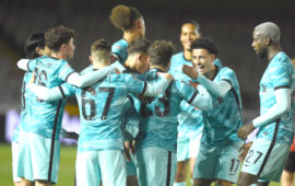 Manchester City, Liverpool reach League Cup fourth round