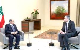 Lebanese prime minister-designate resigns amid impasse