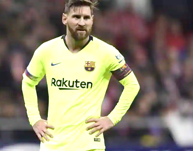 Massi or Messi? EU court rules in favour of Lionel Messi over trademark issue
