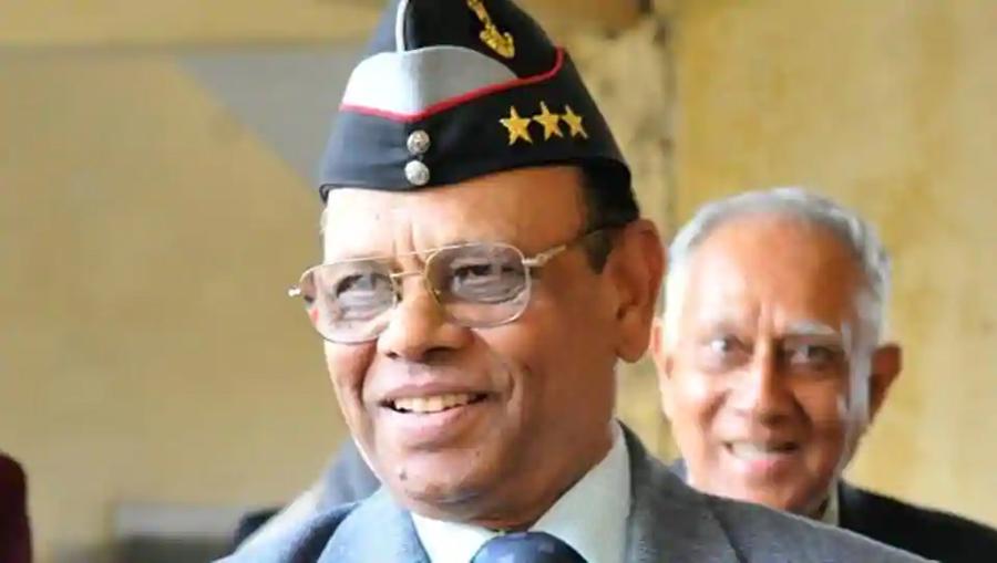 Lt Gen Shekatar