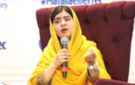 Malala says 20 mn more girls may not return to schools even after COVID-19