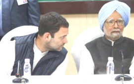 'India feels absence of PM with depth of Dr Manmohan Singh': Rahul Gandhi