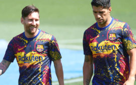 Messi lashes out at Barcelona over Suarez departure