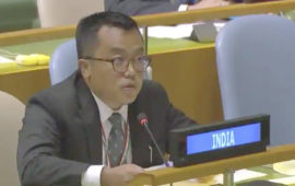 Terrorism, clandestine nuclear trade Pak's 'only crowning glory' for 70 years: Mijito Vinito at UN