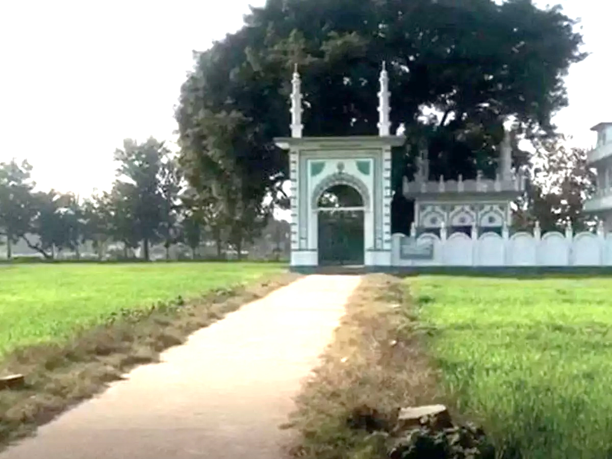 Mosque in Ayodhya