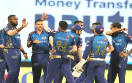 Indian Premier League 2020: Mumbai Indians swat aside Kolkata Knight Riders by 49 runs; Complete first win of tournament