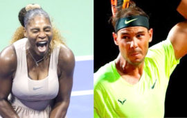 Rafael Nadal begins 'most difficult' French Open as Serena Williams tries again