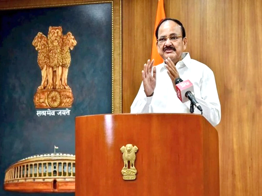 Healthy development of children should be foundation of our development architecture: Naidu