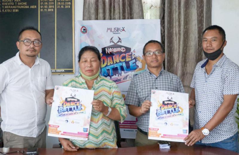 1st online 'Nagaland Dance Battle' in Oct