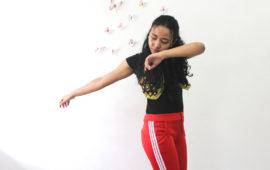 Prachi Sinha wins Nagaland online open dance competition