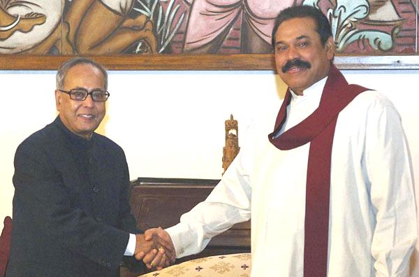 Pranab Rajapaksa