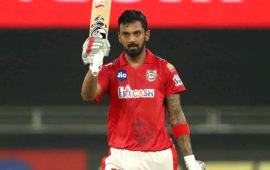IPL: Rahul fashions KXIP's 97-run win over RCB