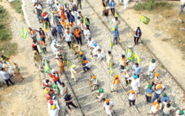 Rail roko agitation to severely affect movement of essential items, foodgrains: Rlys