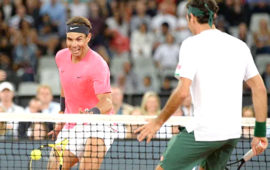 Rafael Nadal eyes Federer record at Roland Garros