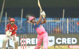 IPL: Rajasthan Royals beat Kings XI Punjab in record chase