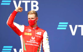 Mick Schumacher boosts F1 prospects with Sochi win