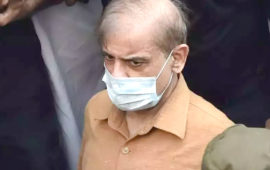 Pakistan opposition leader Shahbaz Sharif remanded in NAB custody for 14 days