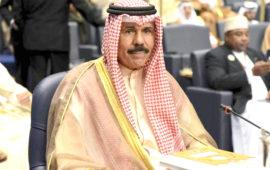 Kuwait has new ruling emir: 83-year-old Sheikh Nawaf