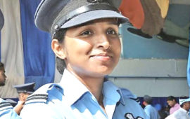 Shivangi Singh: 1st woman to fly Rafale