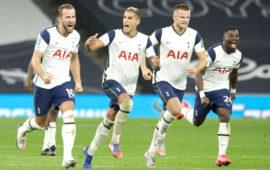 Spurs edge Chelsea in League Cup shootout