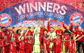 Bayern Munich stay strong to complete quadruple with Super Cup win