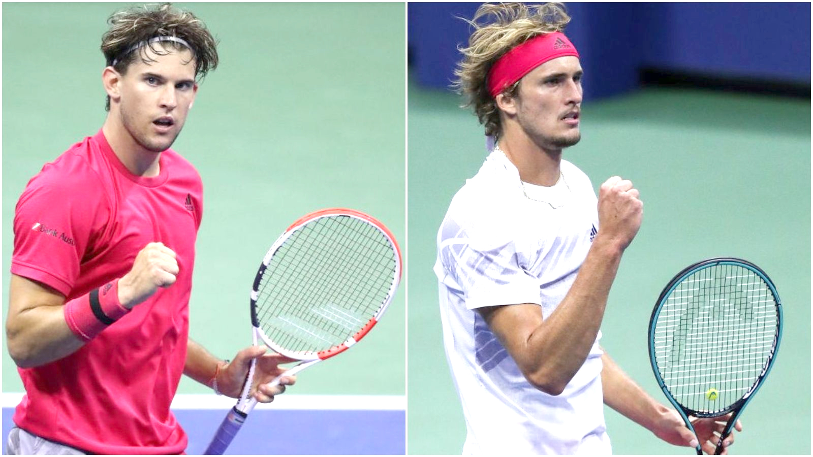 Thiem Zverev battle
