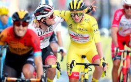 Pogacar becomes first Slovenian to win Tour de France