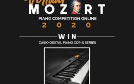 'Virtual Mozart' piano competition online