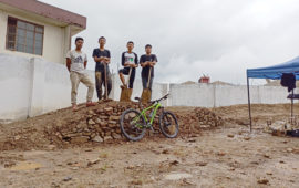 1st cycle pump track in NE to come up at Kohima