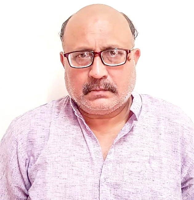journalist Rajeev