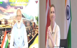 PM Modi calls for diversification of global supply chains during summit with Denmark's PM