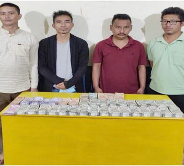 4 arrested fo robbery