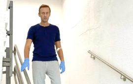 Putin was behind crime against me: Alexei Navalny