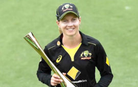 ICC Women's T20I rankings: Australia's Ashleigh Gardner, Meg Lanning make impressive gains after fruitful New Zealand series
