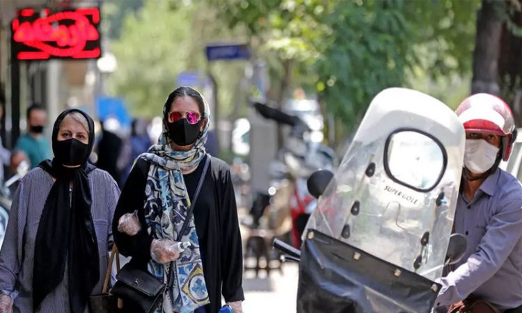 Iran Covid
