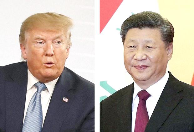 Jinping wishes Trump