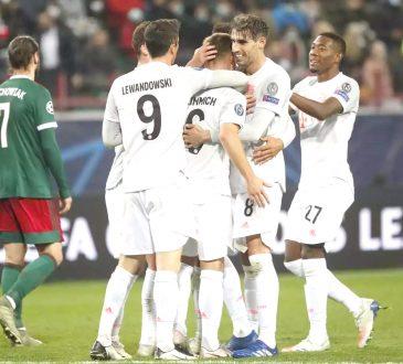 Munich players