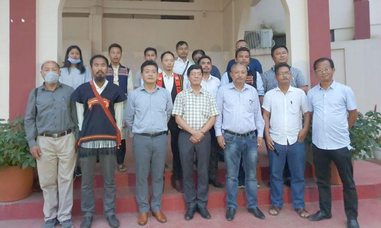 NEIPF Nagaland Assam