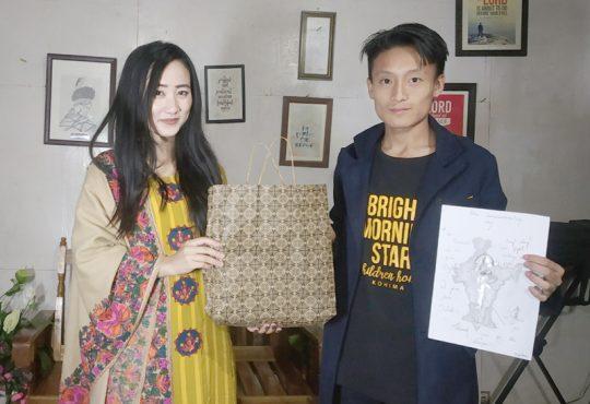 Painting winner