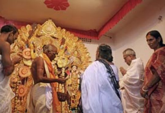 Pranab Durga Puja
