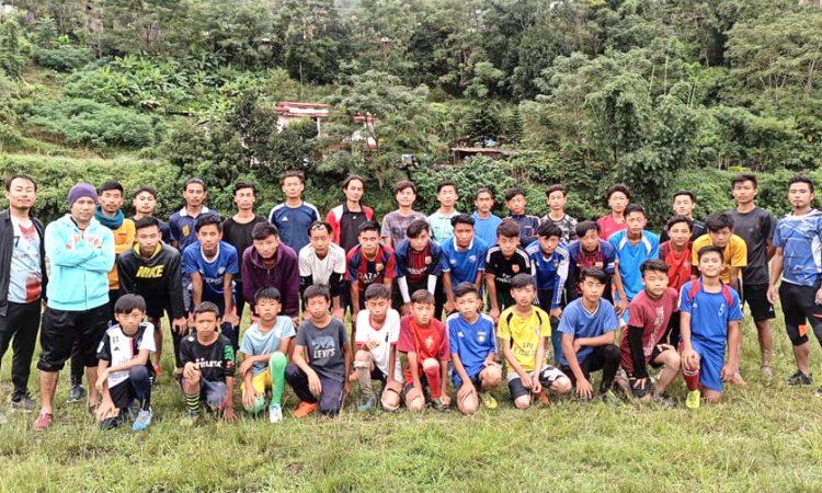 coaching camp