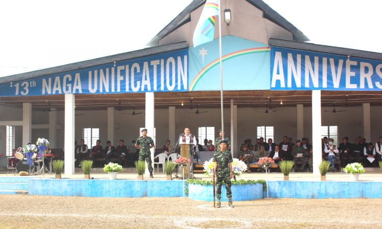13 Naga Unification