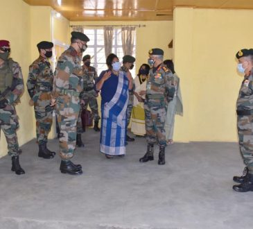 Army Chief Orphanage