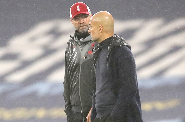 Guardiola Klopp