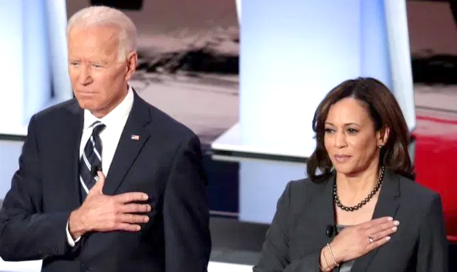 Harris Biden