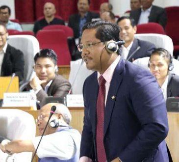 Meghalaya Assembly bills
