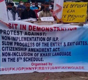 Protest ILP