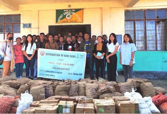 Rabi seeds distributed at Longleng1