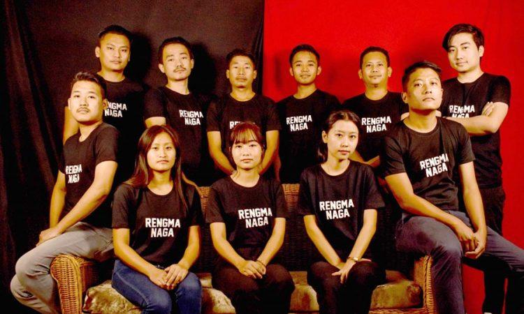 Rengma Students