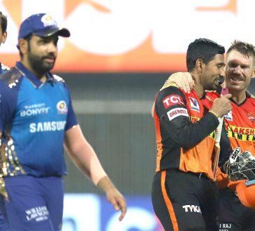 SRH vs MI IPL 2020